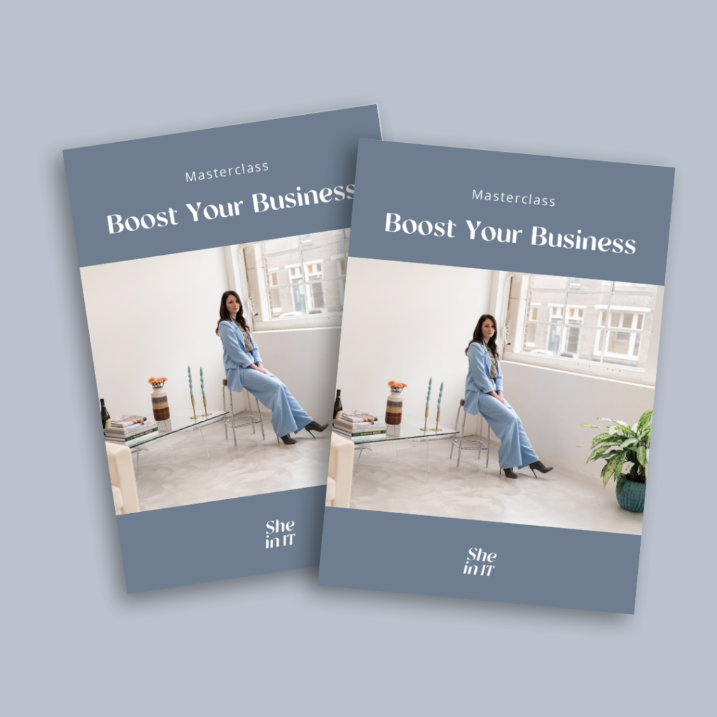 Masterclass boost your business