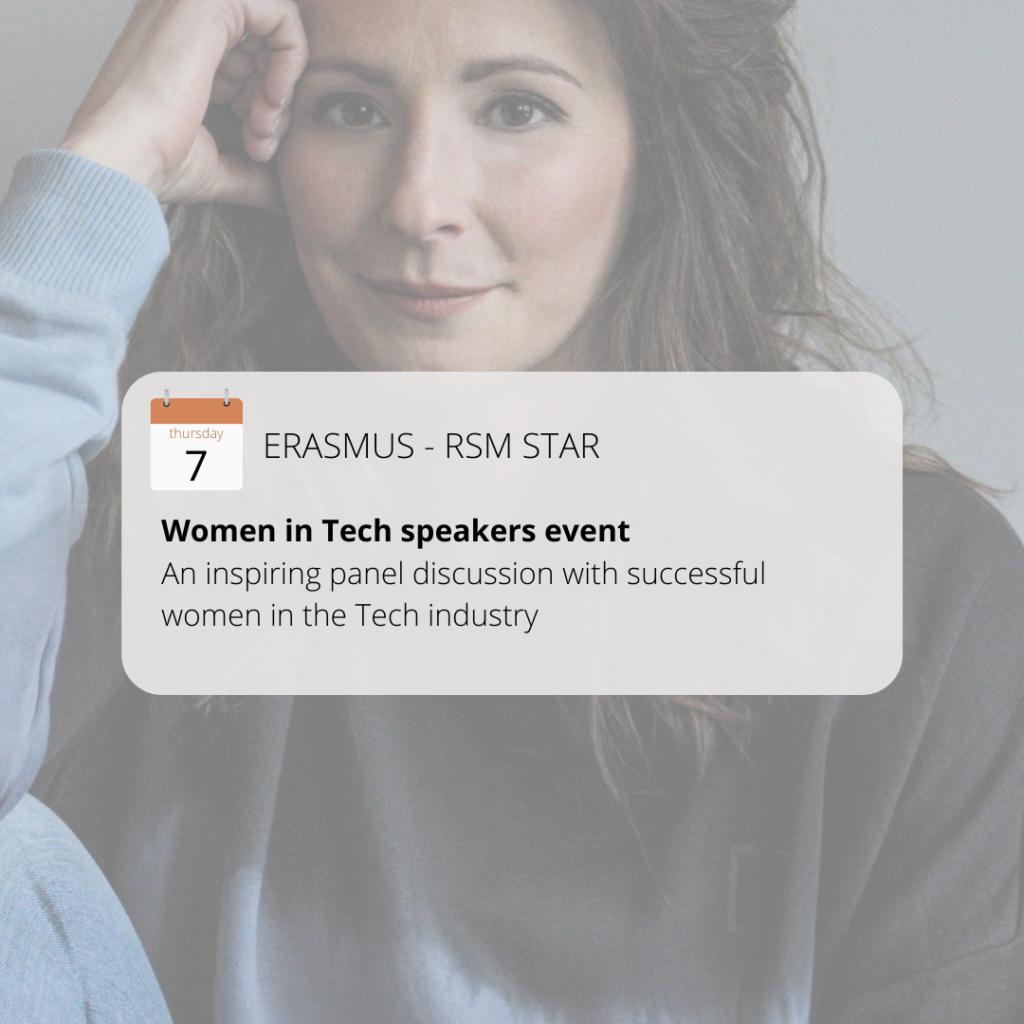 Spreker over ondernemerschap en vrouwen in de IT